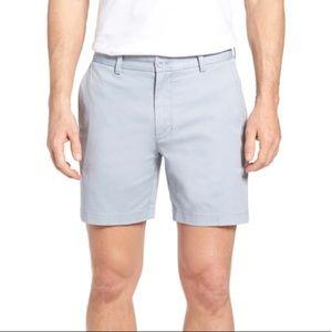 Men's Vineyard Vines Breake Stretch Shorts 42 Grey